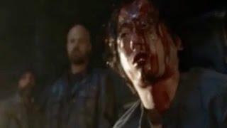 GLENN DEATH SCENE - THE WALKING DEAD SEASON 7