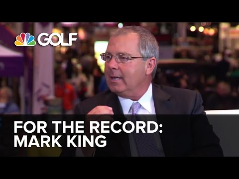 For the Record: Mark King, TaylorMade CEO Interview