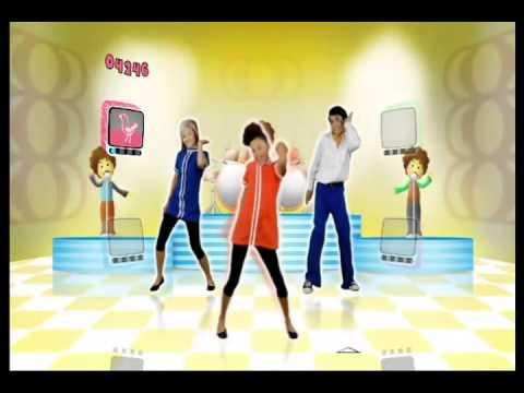 Just Dance Kids Funkytown