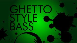 Ghetto Style Bass Chopped - DJ Billy-E (High Quality + Download)