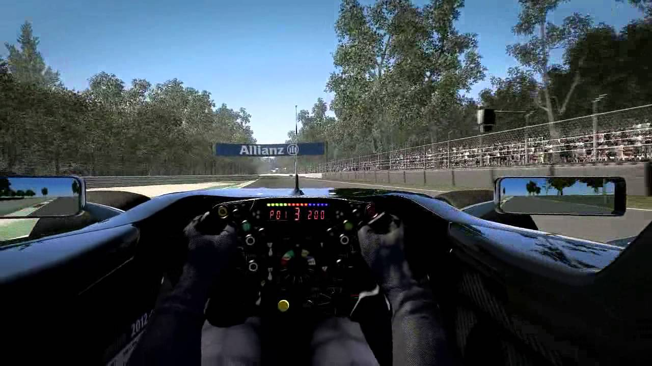 Car Cockpit Wallpaper F1 2012 2013 Sauber C32 Get Real Cockpit View Mod