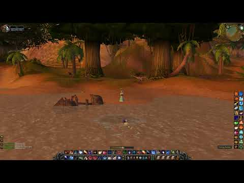 Where To Fish - Stonescale Eel, WoW Classic