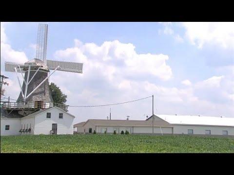 """Illinois Adventure #1607 """"Golden Windmill"""""""
