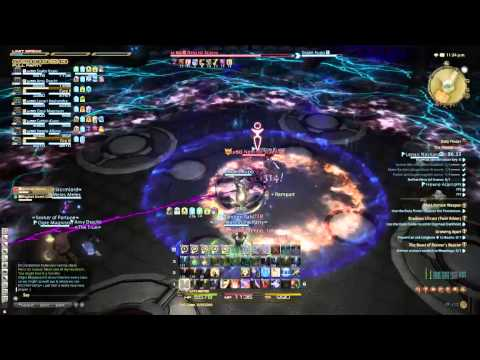 FFXIV: ARR The Praetorium Ultima Weapon + Ending First Time Run!