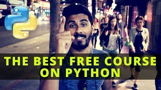The Best Free Course on Python – Learn Python Programming