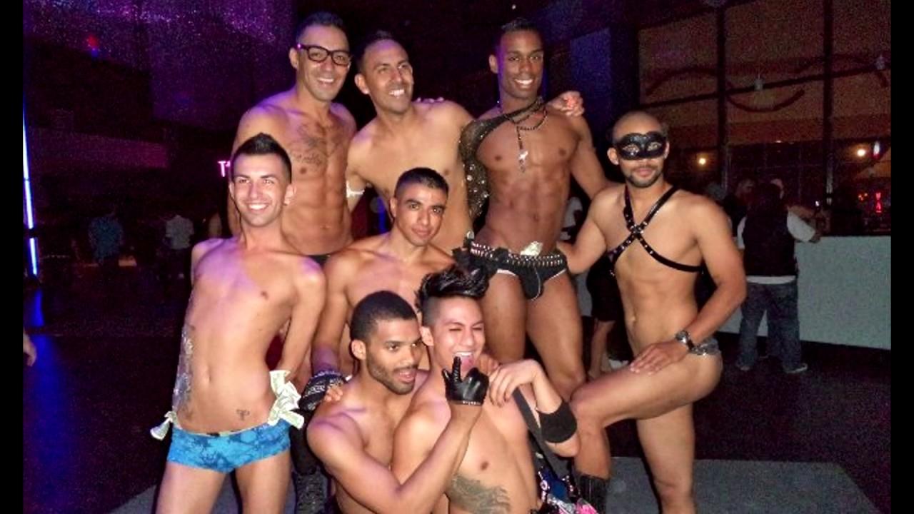 Gay single club
