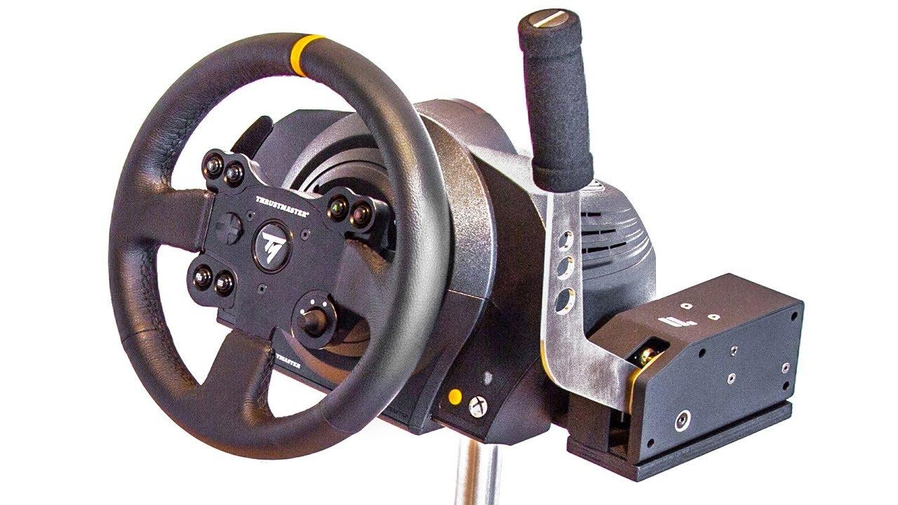 Handbrake MOD - Thrustmaster TX Wheel