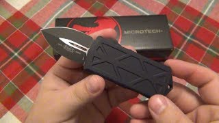 "Microtech ""Exocet"" OTF Money Clip (BladeOps Exclusive)  HOLIDAY DEALS"
