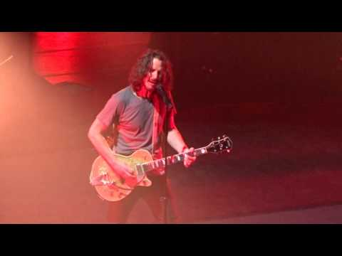 Soundgarden - Burden In My Hand - Live at The Fox Theater in Detroit, MI on 5-17-17