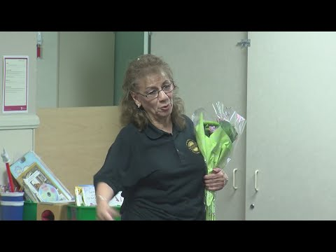 Paradise Hills KinderCare teacher recognized as Teacher of the Year