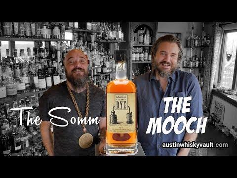 Whiskey Review - Sanoma Rye Whiskey with Jack Daniels Single Barrel Rye Comparison Ep 237