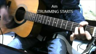 JAHAAN TUM HO - Shrey Singhal - COMPLETE GUITAR COVER LESSON CHORDS EASY