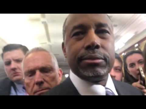 [Poetry] An important question for Ben Carson