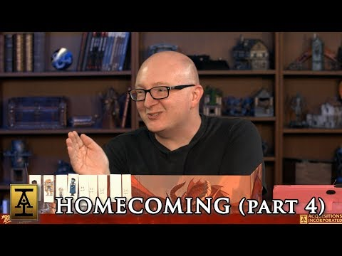 Homecoming, Part 4 - S1 E12 - Acquisitions Inc: The