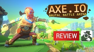 AXE.IO | AppSpy Review
