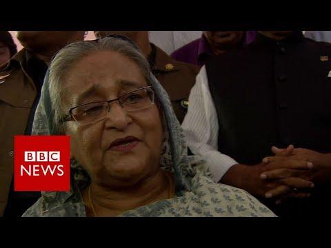 ' Myanmar should take back their citizens ' - BBC News