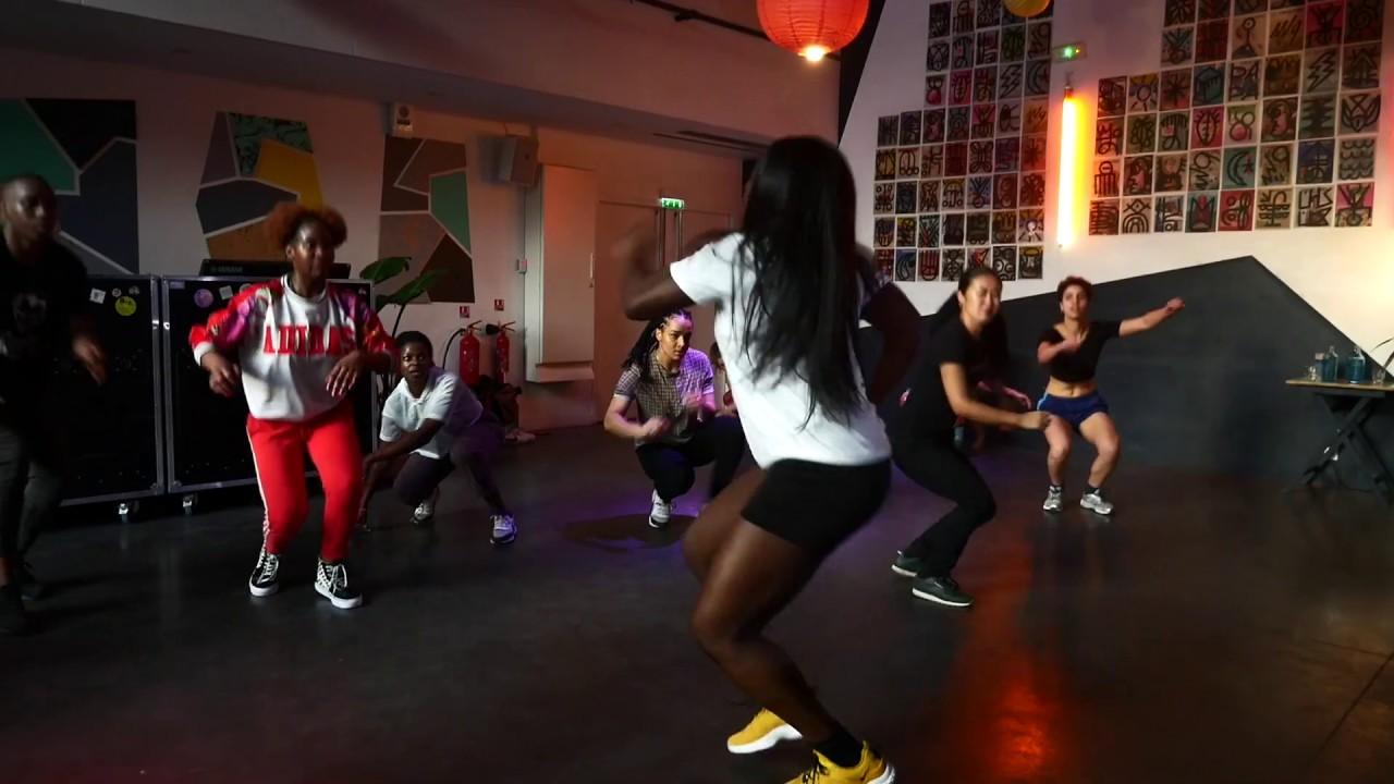 Gqom Oh! x Esi J - Bhenga dance workshops and showcases