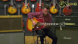 1971 Gibson Dove - Cherry Sunburst / GuitarPoint Maintal / Vintage Guitars