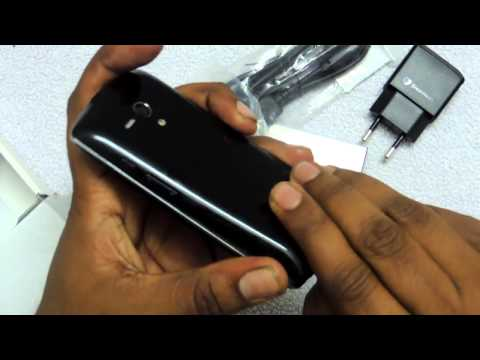Sony Xperia Neo L Unboxing