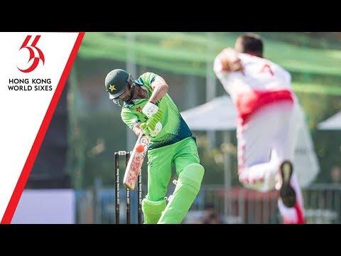 Pakistan vs Hong Kong - Group A | Hong Kong World Sixes 2017