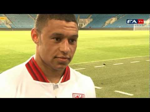 Oxlade-Chamberlain About Norway Match & Euros | Norway 0-1 England | FATV