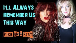 """I'll Always Remember Us This Way"" Piano Cover - Lady Gaga A Star Is Born 