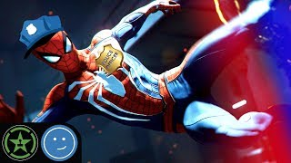 Here Comes Spider-Cop - Marvel's Spider-Man - Let's Watch