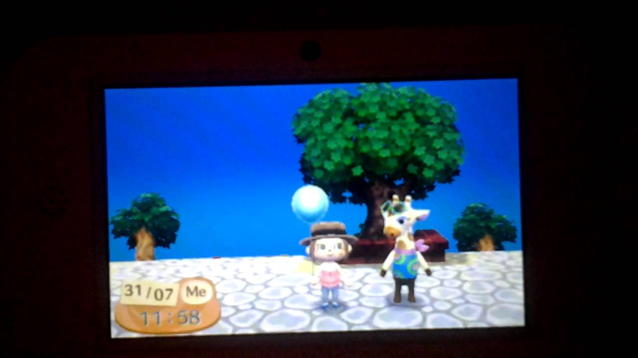 Animal Crossing New Leaf : Carla+les Styles