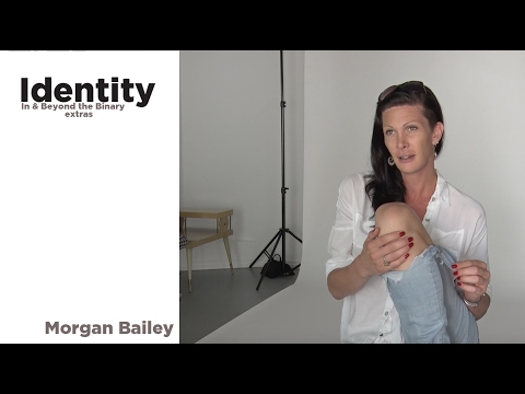 Interview with Morgan Bailey (trans stories)
