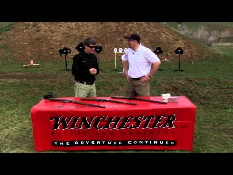 Three Variations of the Winchester 1873 Rifle