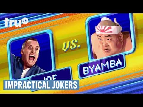 Impractical Jokers - Let the Battle Begin! (Promo)   truTV