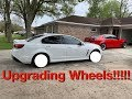 Installing CTSV Coupe Wheels on the Chevy SS | Vlog #206