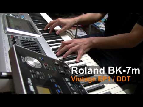 Roland BK-7m Sounds Demo / by DDT