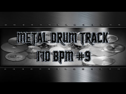 Epic Heavy Metal Drum Track 170 BPM  Preset 30