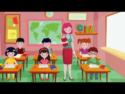 الناظر للإدارة المدرسية الذكية Annazer School System Promo
