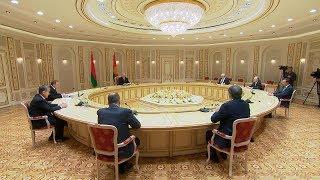 Лукашенко встретился с министрами иностранных дел государств - членов ОДКБ