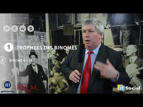 """""""L'IA : Optimisation des données"""", Gilles BENEPLANC, PDG WILLIS TOWERS WATSON"""