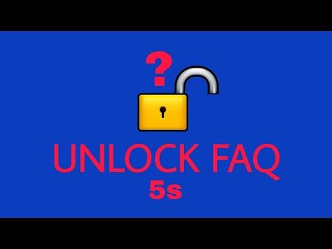 Mở Khóa Tài Khoản Bị Khóa (FAQ) Trong 5s