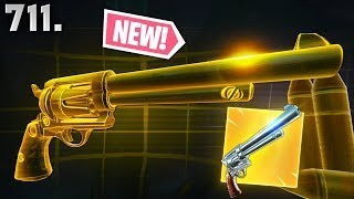 *NEW* WEAPON IS OP..!!! Fortnite Funny WTF Fails and Daily Best Moments Ep.711