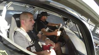 CHRIS HARRIS ON CARS - Riding with Ken Block in the Hoonicorn.