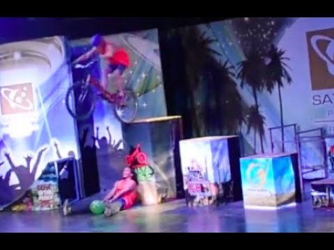 Saturn Palace Hotel Extreme Show