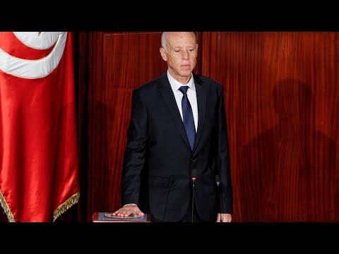 الولايات المتحدة تنفي تمويل الحملة الانتخابية للرئيس التونسي قيس سعيد  - نشر قبل 2 ساعة