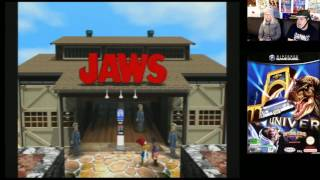 Universal Studios Theme Park Adventure (Gamecube) Mike & Claire