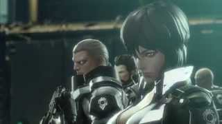 Ghost in the Shell Gameplay Trailer