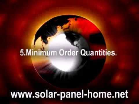 2 buying solar panels wholesale mpg