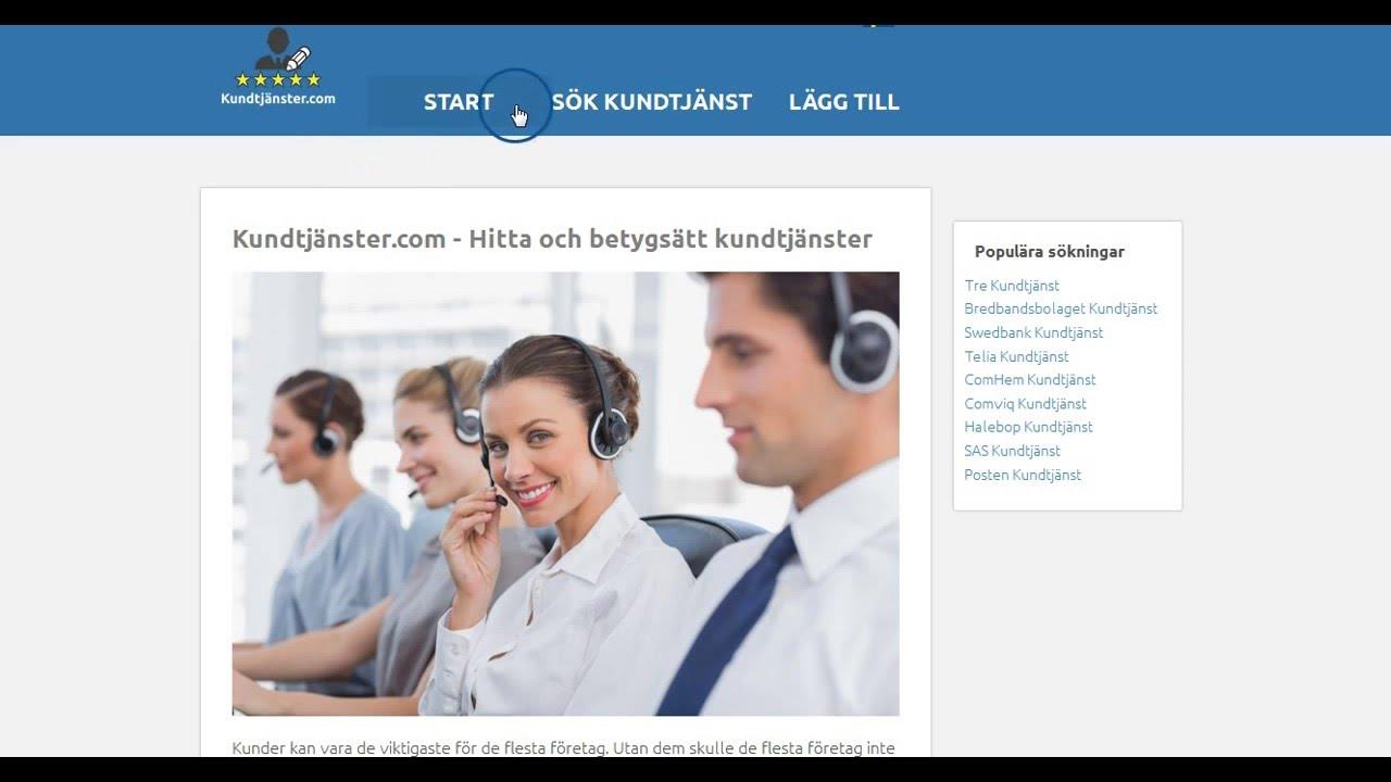 telia företag support nummer