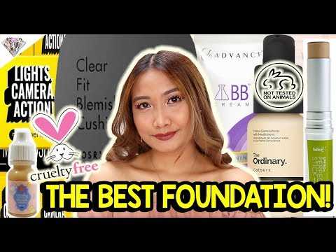 PHP 180 NA FOUNDATION?! MY FAVORITE MAKEUP BASE (CRUELTY-FREE)   Episode 1