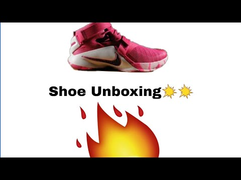 149d96062064 Shoe unboxing episode 1!!!! Lebron zoom witness - YouTube