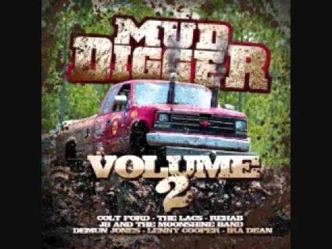 Danny Boone Of Rehab - Come Here Girl  - Mud Digger 2 Limited Edition