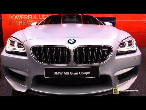 2017 BMW M6 Gran Coupe - Exterior Walkaround - 2017 Detroit Auto Show 2